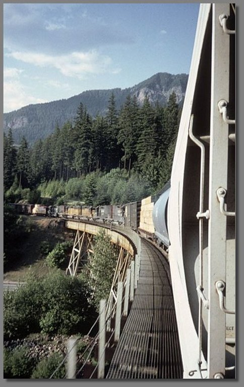 trestle, Oregon Cascades, date unknown