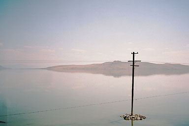 Great Salt Lake by Juliette
