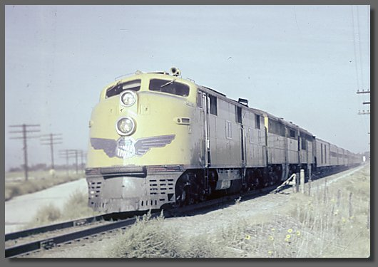 Passenger trains - image 2