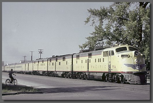 Passenger trains - image 3