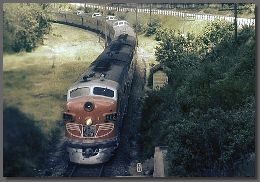 Passenger trains - image 5